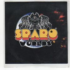 (FN799) Sparo, Sparo Worlds - DJ CD