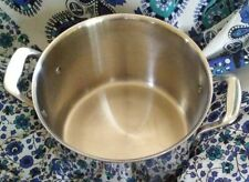 8 Quarts Pampered Chef Professional Cookware  Stock Pot Hard-anodized