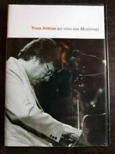 Tom Jobim: Ao Vivo em Montreal (DVD, 2006)