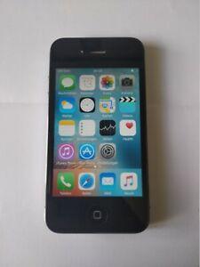 Apple iPhone 4S A1387 Schwarz 32 GB