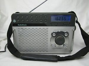 Radio Shack Extreme Range AM FM WX Weather Model 12-150 09A06