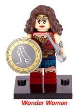 Wonder Woman Mini-figure Building Blocks Princess Diana Marston Gadot