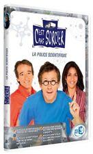 C'EST PAS SORCIER - LA POLICE SCIENTIFIQUE [DVD] - NEUF