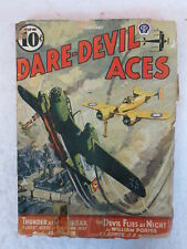 DARE-DEVIL ACES February 1941  Vol. 27, No. 3 Popular Publications, Inc.
