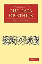 The Data of Ethics by Herbert Spencer (2012, Paperback)