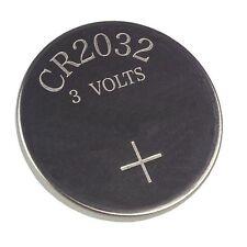 5x Pila Boton Generica CR2032 Batería Litio 3V