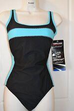 NWT Women's  MIRACLESUIT Magnum SWIMSUIT by Kirkland Bathing Suit Size 16