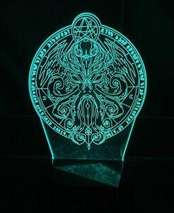 Cthulhu (lovecraft) Nightlight