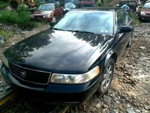 Blower Motor Front Without Cooling Tube Fits 98-02 SEVILLE 69141