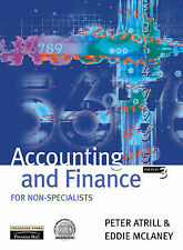 Accounting and Finance for Non-Specialists-ExLibrary