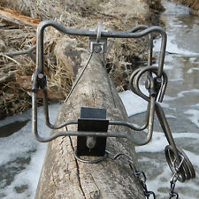 12 - Papio Creek Magnum Power-Clips, BG-stabilizers, traps trapping, raccoon