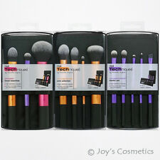 "3 REAL TECHNIQUES Makeup Brush 3 Kits Lot - "" Full Set ""     *Joy's cosmetics*"