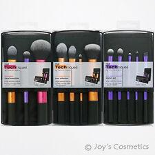 """3 REAL TECHNIQUES Makeup Brush 3 Kits Lot - """" Full Set """"     *Joy's cosmetics*"""