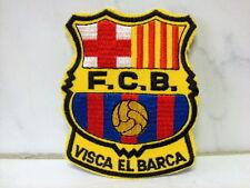 Aufnäher Aufbügler Patch FC Barcelona - 8,5 x 7 cm