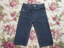 Baby Akademiks Black Jeans  Size 6-9 Months
