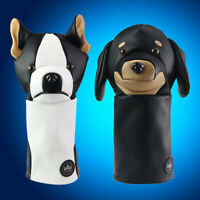 Animal Driver Headcover Cover Pitbull Fits Up To 460cc Head New Cute Golf Gift