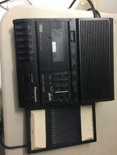 Panasonic Microcassette Transcriber Recorder Rr830 with Foot Pedal Rp2692
