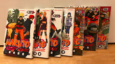 Naruto Volumes 31-36 & 46 Manga Set French