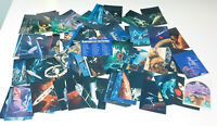 Large Lot of 90s Blueprints of the Future Cards! Vintage Trading Cards