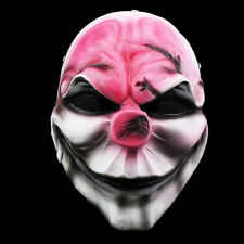 M67 PAYDAY 2 The Heist Hoxton Mask Halloween Party Props Cosplay Collection A