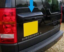 Land Rover Discovery 3 del Portón trasero Manija Cubierta Java Negro LR3