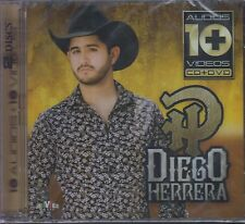 CD / DVD Diego Herrera SERIE 10 + Audios y Videos NOW SHIPPING !