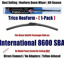 Super Premium NeoForm Wiper Blade Qty 1 fit 2003-07 International 8600 SBA 16220