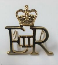 More details for genuine british military issue e r ii royal cypher eiir & queens crown abl5x