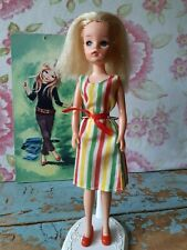 Vintage 80 s Sindy doll in funtime outfit