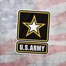U.S Army Sticker Vinyl Decal Army Navy Marines Military Car Laptop USA Served
