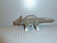 LEGO® Tiere Dino Triceratops Raptor grau  grau aus 5975 Dinosaurier Animal F633