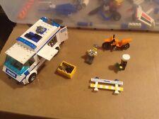LEGO City 7286 Prisoner Transport Complete set retired
