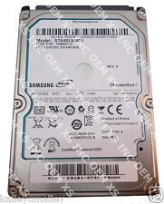 "Seagate ST640LM000 HM641JI 640GB 5400RPM 8MB SATA 3.0Gb 2.5"" Factory Refurbished"