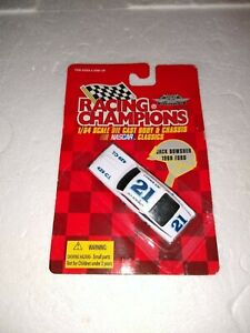 Jack Bowsher #21 1969 Ford Nascar Classics 1:64 scale NASCAR Racing Champs