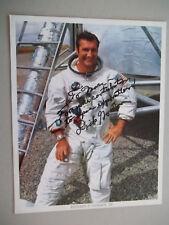 Richard Gordon Autographed Apollo 12 Photo