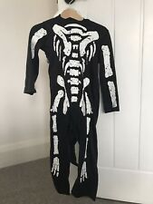 Dinosaur Skeleton Fancy Dress Costume Boys Age 2-3
