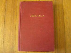 Abraham Lincoln:the Prairie Years and the War years, 2in1 Vol Carl Sandburg 1954