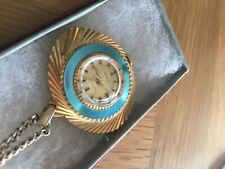 Vintage Viva Ladies Pendant Watch. Automagnetic. Working and Keeping time