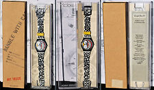 SWATCH ARTIST'S COLLECTION limited edition GB186 ARNOULD FASHIONS NUOVO con box