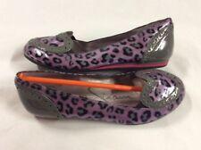 Stride Rite Jessica Simpson BROOKLYN Shoes Girls, Leopard, Size 13