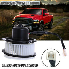A/C AC Heater Blower Motor w/Fan Cage for Dodge Ram 1500 2500 3500 Jeep Cherokee