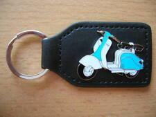 LLAVERO NSU Lambretta 150LD 150ld Azul Blanco Scooter Artículo 1099 SCOOTER