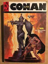CONAN (SUPER) - Album n°12 (T34, T35 et T36)