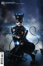 Catwoman Vol 5 #23 Cover B Variant Woo-Chul Lee Cover