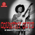 Country Guys - The Absolutely Essential: 3CD Collection - Various (NEW CD)