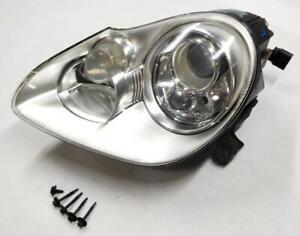 2003-2006 PORSCHE CAYENNE (955) LEFT DRIVER XENON HID HEADLIGHT LIGHT LAMP