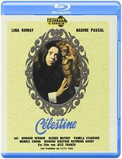 CELESTINE - Region ALL  Blu-ray - Jess Franco - Lina Romay -FRENCH ONLY, no subs