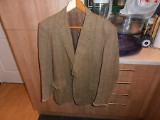 Vtg Anderson's Tweed Kilt Jacket size 42""