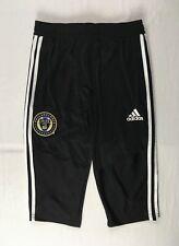 Philadelphia Union adidas Shorts Men's Black Climacool Used Multiple Sizes