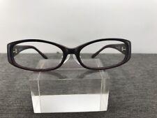 Nanometer Eyeglasses T2016 C6  54-17-135 Purple/Black 8020